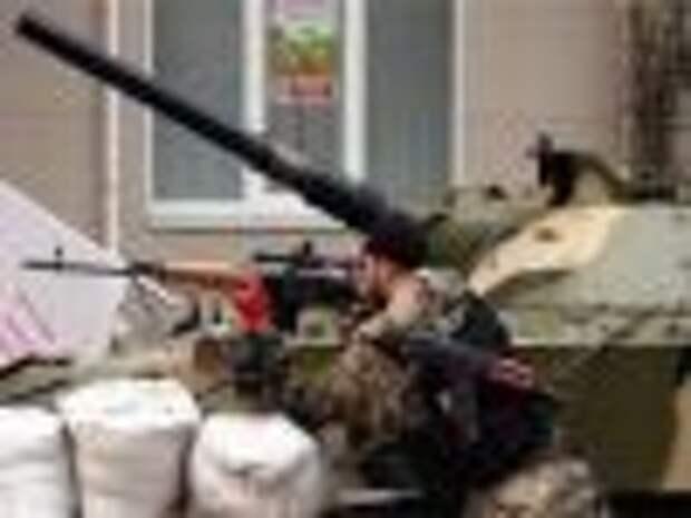 """США обвинили РФ в поставках ополченцам танков и установок """"Град"""""""