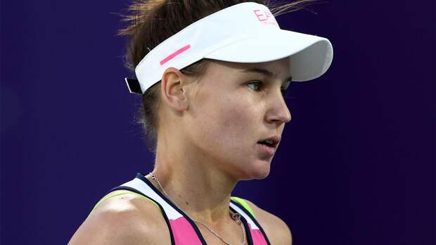 Кудерметова проиграла Мертенс в полуфинале турнира в Стамбуле
