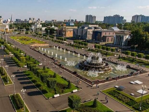 Шесть объектов культурного наследия отреставрируют на ВДНХ до конца 2021 года