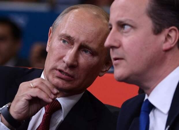 «Это просто бомба»: Кэмерон «разоблачил» Путина