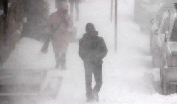 9 марта в Оренбургской области ожидаютсяметель и порывистый ветер