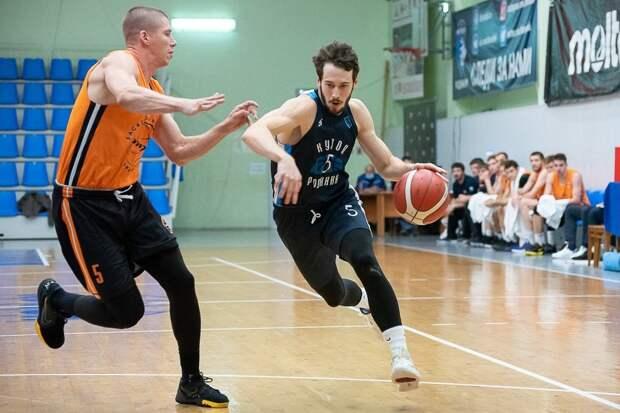 Баскетболисты «Купол-Родников» одолели в Ижевске «Иркут»