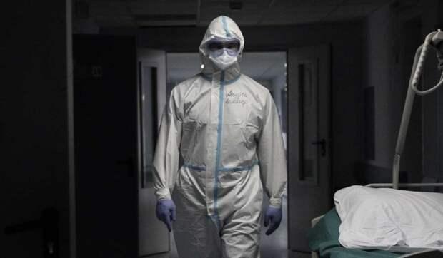 За сутки в России выявили 8,4 тысячи случаев заражения коронавирусом