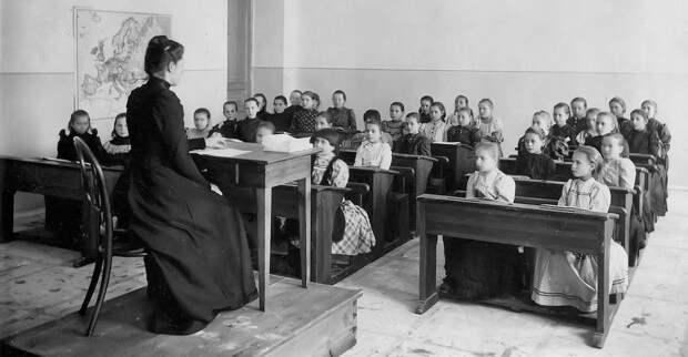 Мифы и факты об обязательном всеобщем начальном образовании в царской России