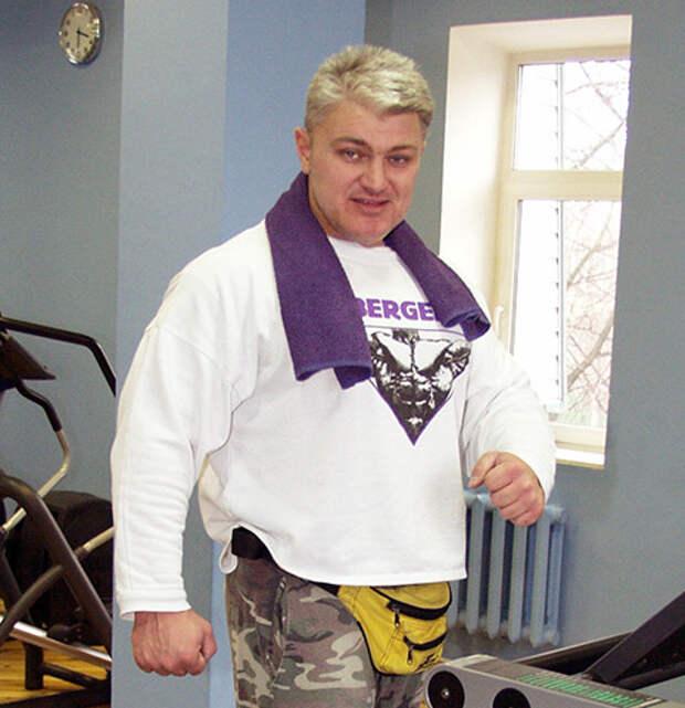 Почему Владимир Турчинский умер в 46