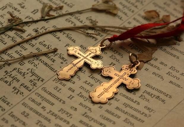 С чем нельзя носить нательные крестики?
