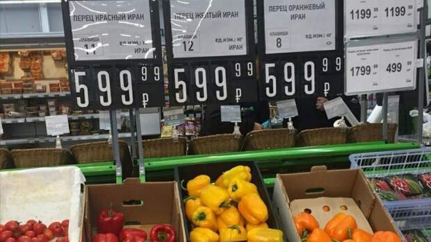 В Севастополе нашли способ спасти город от высоких цен на продукты