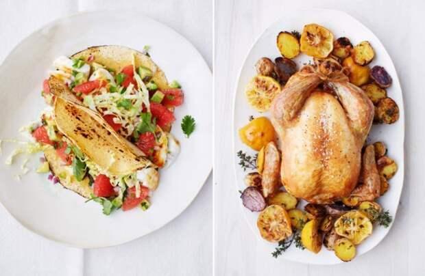 Лучшие мировые фотографы еды