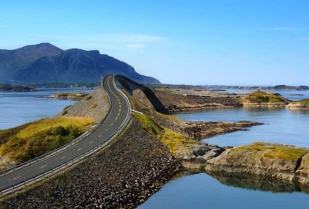 Пристегните ремни: самые волнующие дороги мира