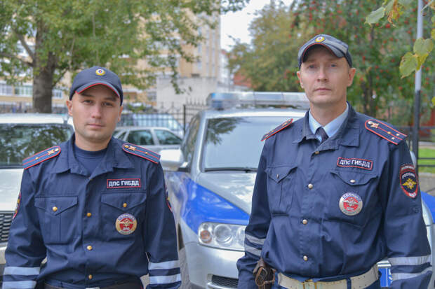 Обезвредивших пермского стрелка сотрудников ДПС представят к наградам