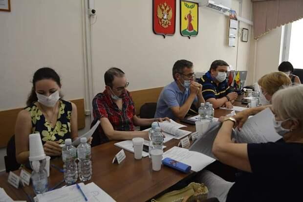 В Марьиной роще подвели итоги заседания муниципальных депутатов