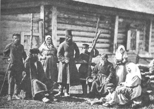 Русские и украинцы Нижнего Поволжья