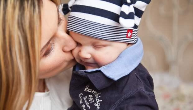 Около 200 тысяч подмосковных семей получили выплаты на ребенка до 3 лет в апреле