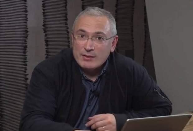 Путин заявил о причастности Ходорковского к убийствам и назвал жуликом