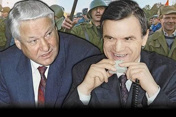«Ельцина надо было судить так же, как Руцкого с Хасбулатовым»