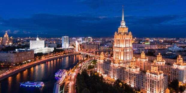 Что вам больше всего нравится в Москве, друзья?