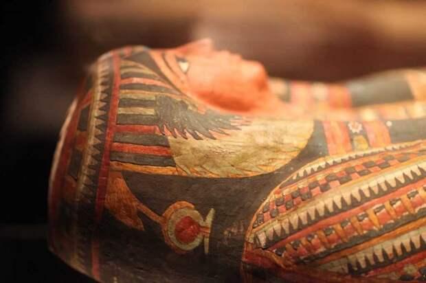 Используя ДНК, ученые из США смогли воссоздать лица трех египетских мумий