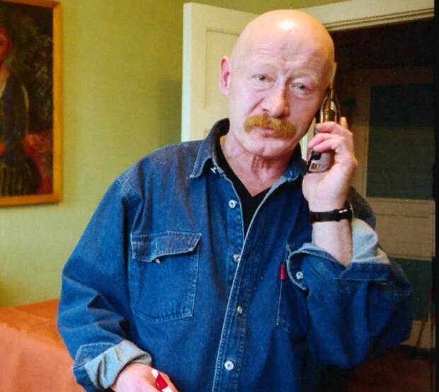Стала известна причина смерти актёра Виктора Проскурина