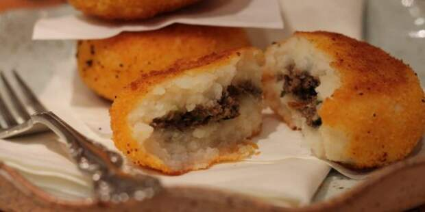 Картофельные зразы: 3 вкуснейших рецепта