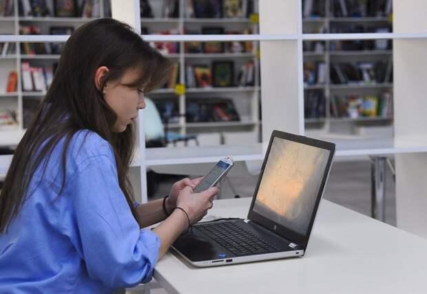 Библиотека в Восточном Дегунине подготовила онлайн-проект о творчестве Маковского