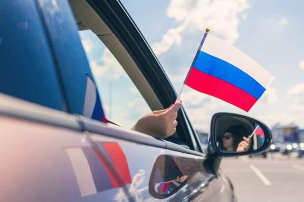 Жительница Питера родила Россию