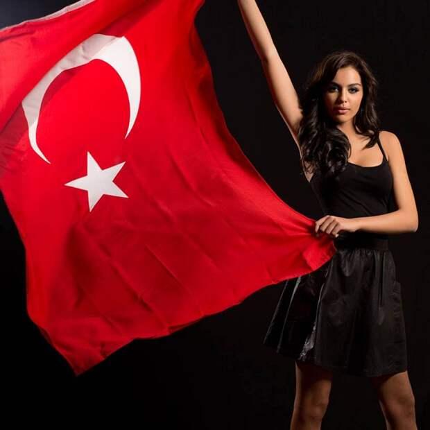 Berrin Keklikler - Miss Turkey Universe 2013