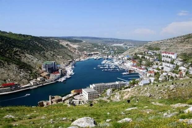 В Балаклавской бухте должна появиться яхтенная марина за 340 млн (СКРИН)