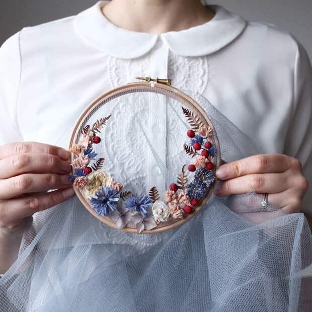 Вдохновляющие идеи для тех, кто любит вышивку