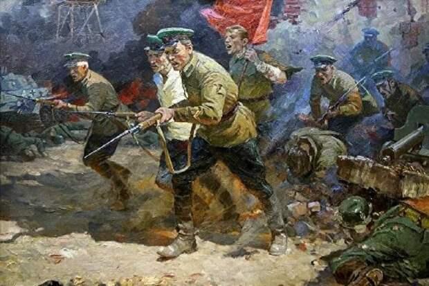 80 лет назад приняла бой «украинская Брестская крепость»