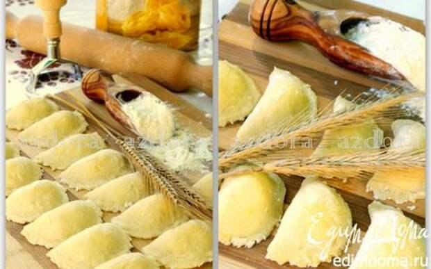 Рецепт – Ньокки с начинкой из моцареллы