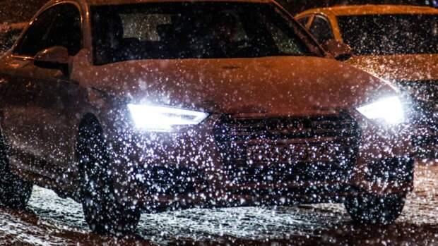 Москвичам пообещали мокрый снег с дождем в ближайшие дни