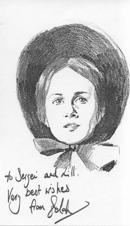 Портрет Зилы Кларк (источник http://www.loveromantika.ru)