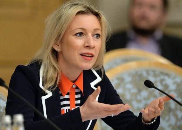 Шведы поражены ответом Захаровой. Она вновь всех поставила на место