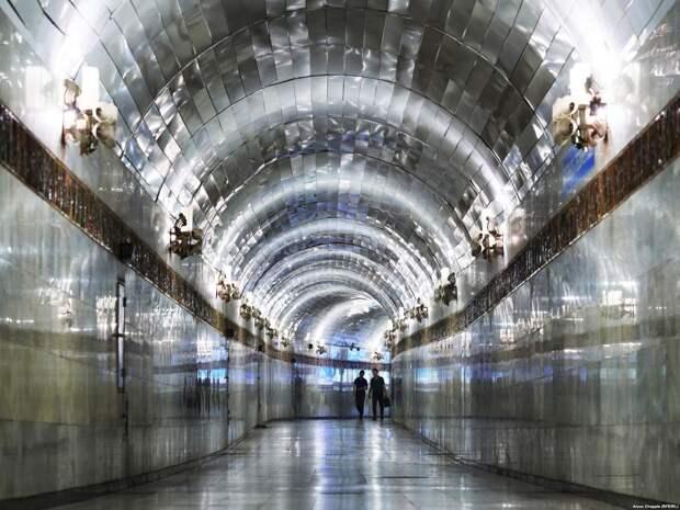 Таинственная подземка Узбекистана