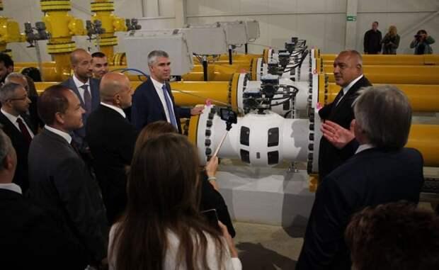 «Газпром» заплатит Болгарии вперед: тасэкономит напродолжении «Турецкого потока»