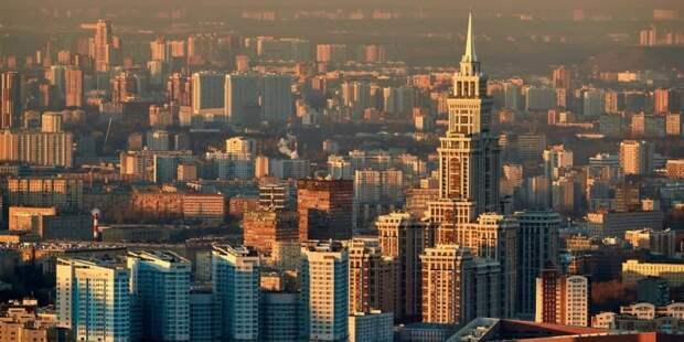 Собянин подвел итог работы «Единой России» в Москве за пять лет