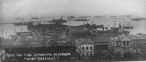 Как петлюровцы привели Малороссию к полной катастрофе