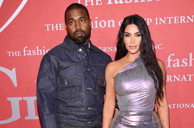 """Ким Кардашьян рассказала о причинах развода с Канье Уэстом: """"Расхождение во взглядах"""""""