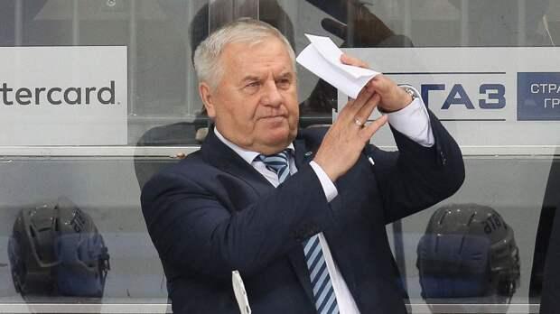 У Крикунова диагностирован острый аппендицит. Исполнять его обязанности в матче со СКА будет Бабенко