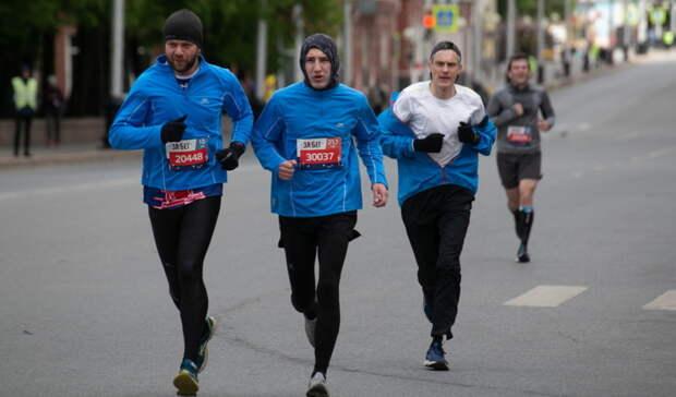 1мая вОрске ограничат движение из-за проведения легкоатлетической эстафеты