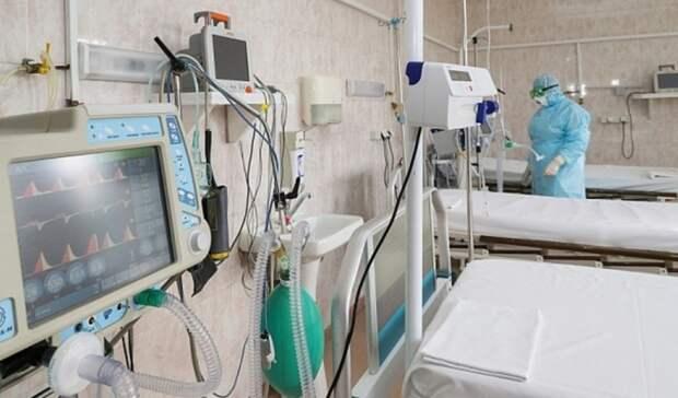 Мужчина ичетыре женщины скончались вВолгоградской области откоронавируса засутки