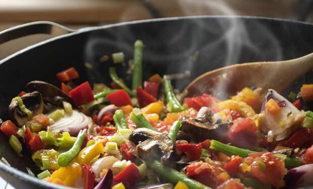 Пар: готовим еду самым здоровым способом