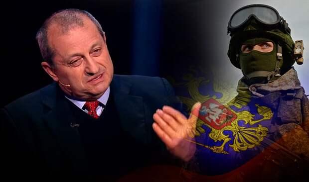 Кедми одной фразой пояснил, что кардинально отличает русских от американцев
