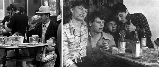 Как выглядели советские алкаши.