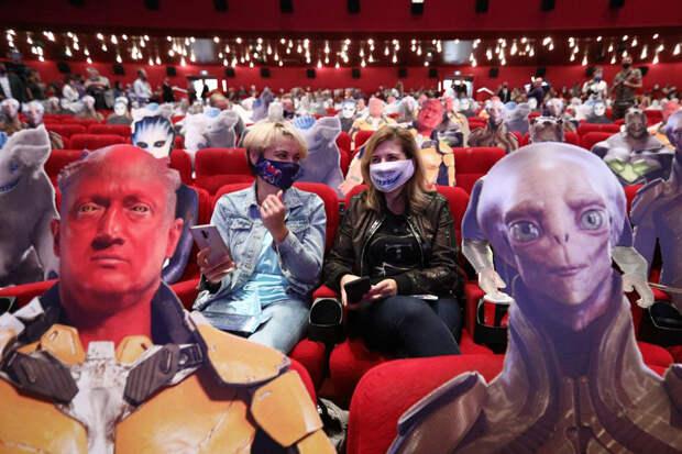 Кинотеатры призвали Собянина увеличить лимит на заполняемость залов