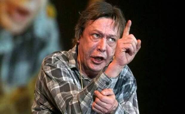 В Киеве актер Ефремов излился желчью в адрес России