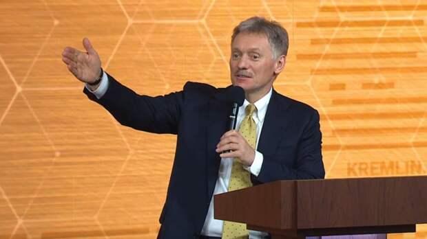 Песков назвал фобиями обвинения о «вмешательстве» РФ в выборы в США
