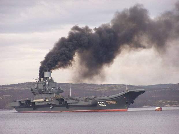 Мы и они: флотские потрясения