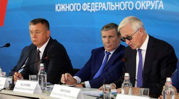 Лебедев подключил Шохина к перехвату поста бизнес-омбудсмена Севастополя
