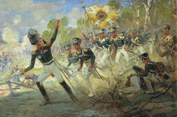 Щит и меч России. Подвиги генерала Раевского оценили лишь после его смерти